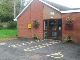 Fulford Village Hall Access