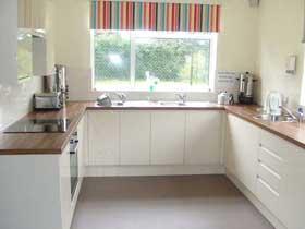 Fulford Village Hall Kitchen