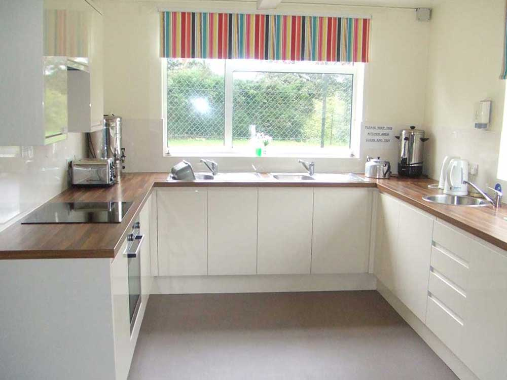 Fulford Village Hall Kitchen